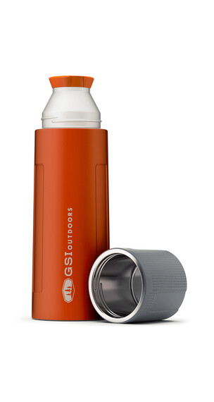 GSI Glacier Stainless Vacuum Drikkeflaske 1000ml orange